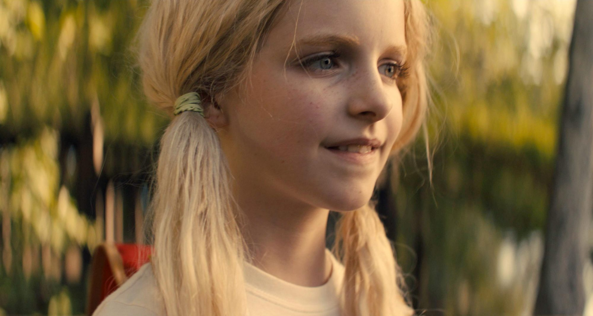 TROOP ZERO featuring Mckenna Grace courtesy of Amazon Studios.