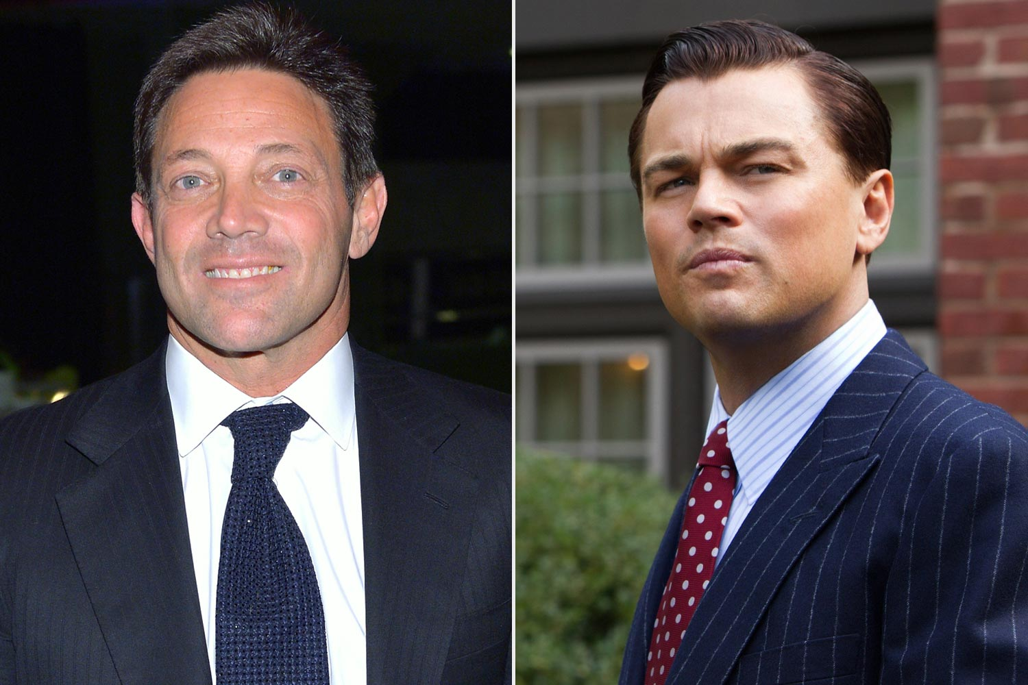 Jordan Belfort; The Wolf of Wall Street