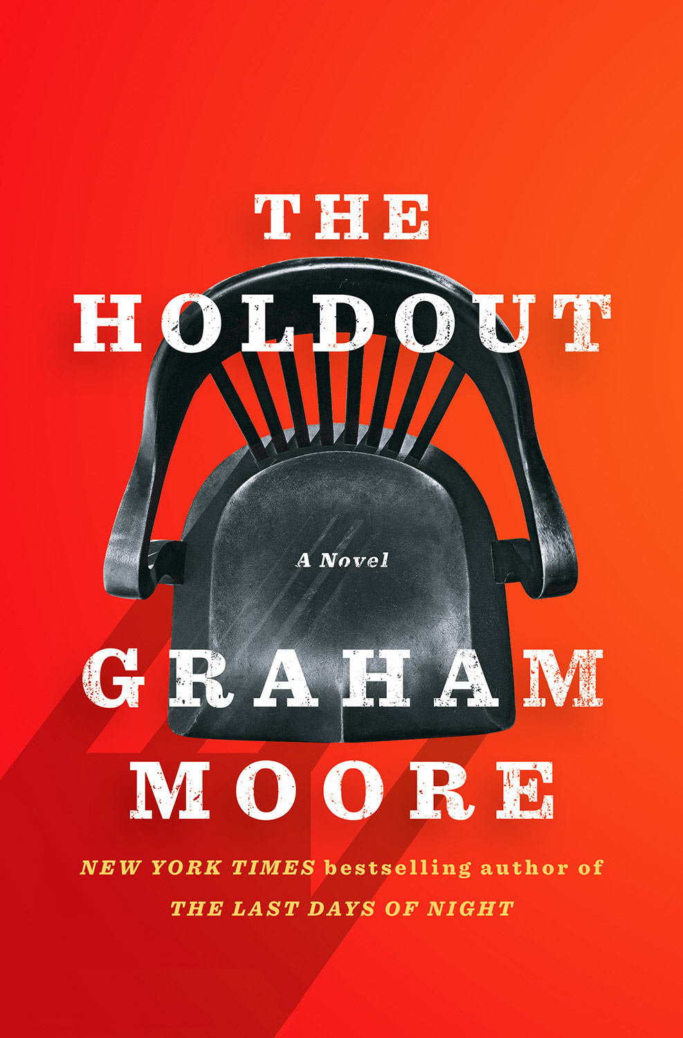 The Holdout, by Graham Moore