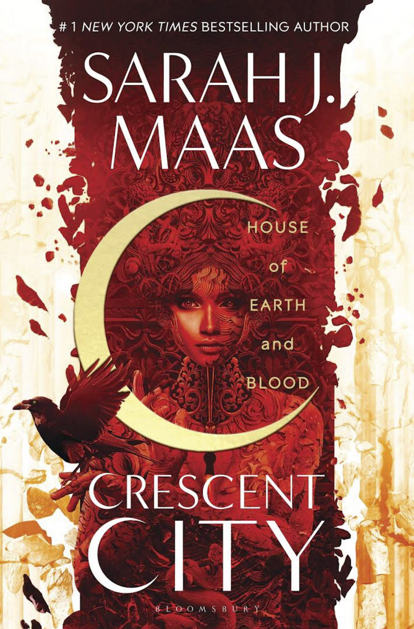 Crescent City by Sarah J. Maas