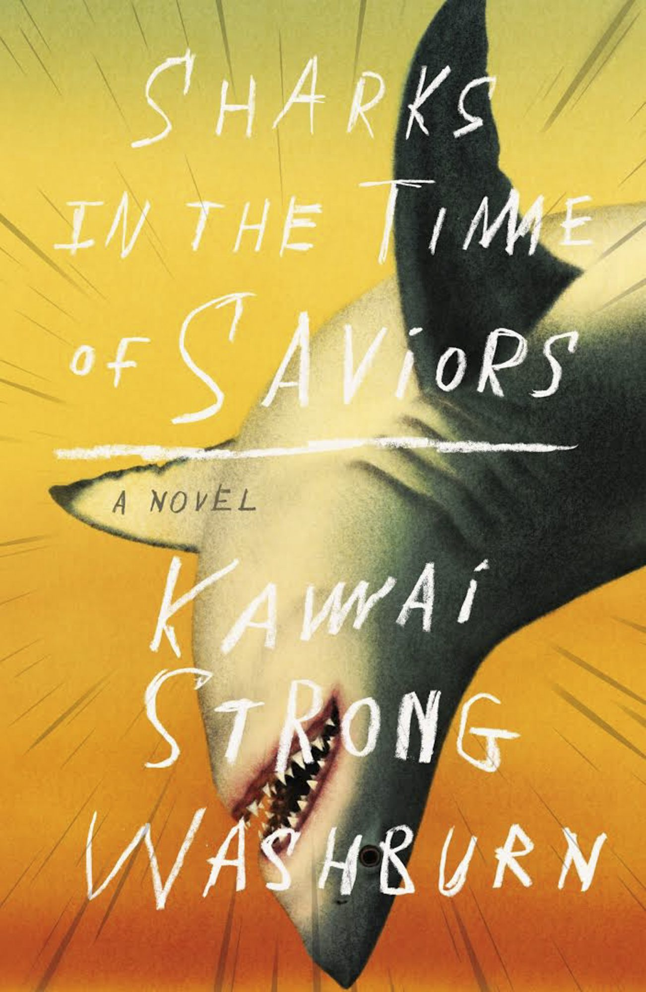 Sharks in the Time of Saviors by Kawai Strong Washburn CR: Farrar, Straus and Giroux