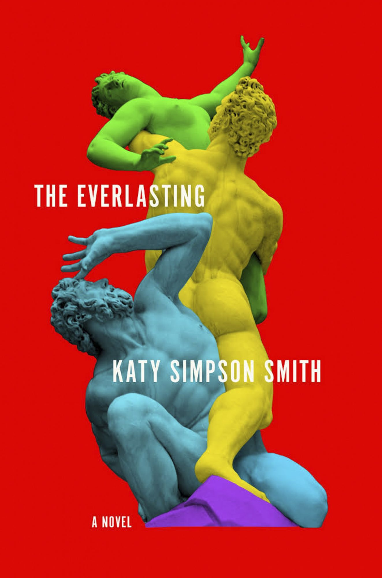 The Everlasting by Katy Simpson Smith CR: HarperCollins