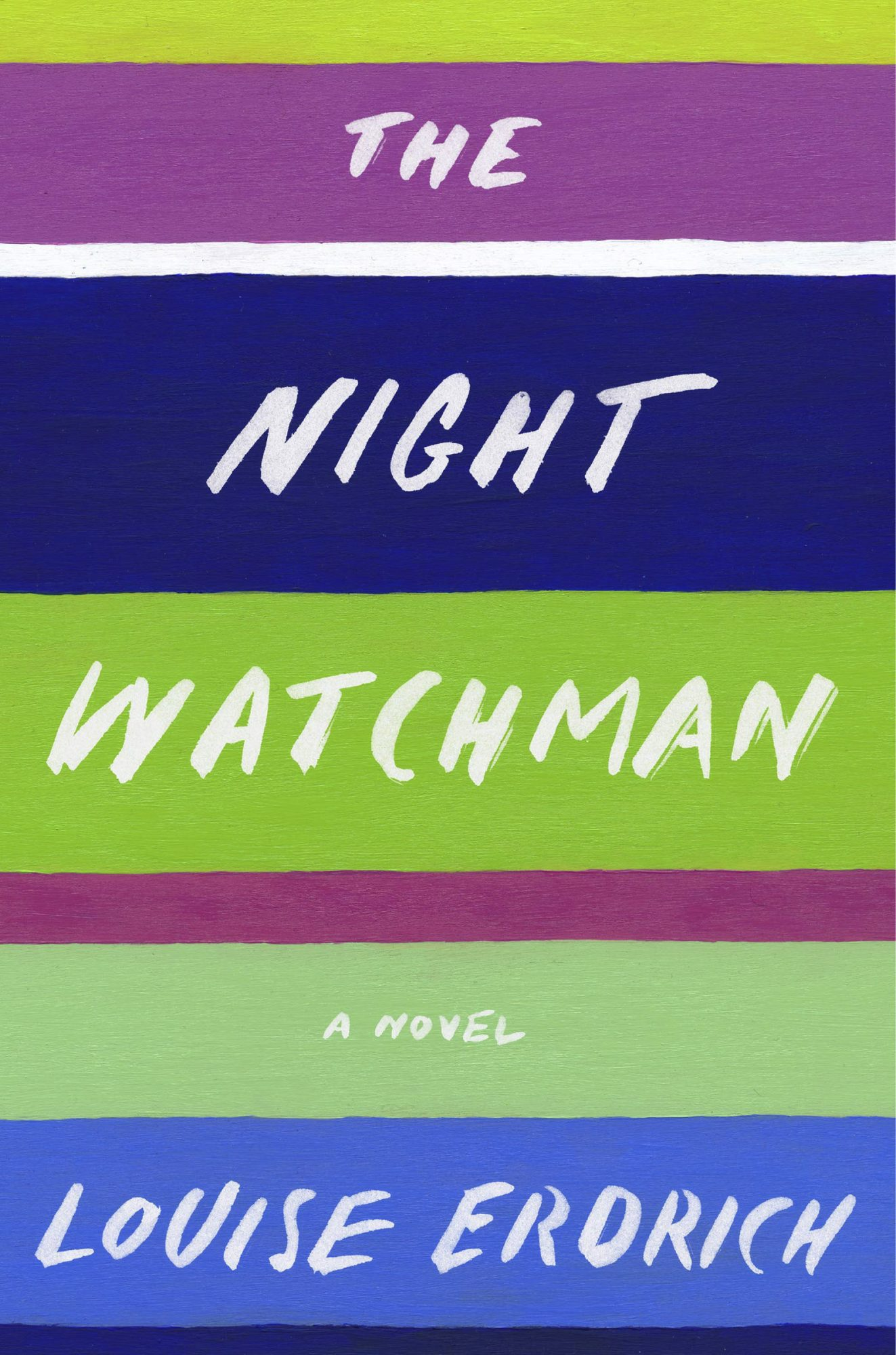 The Night Watchman by Louise Erdrich CR: HarperCollins