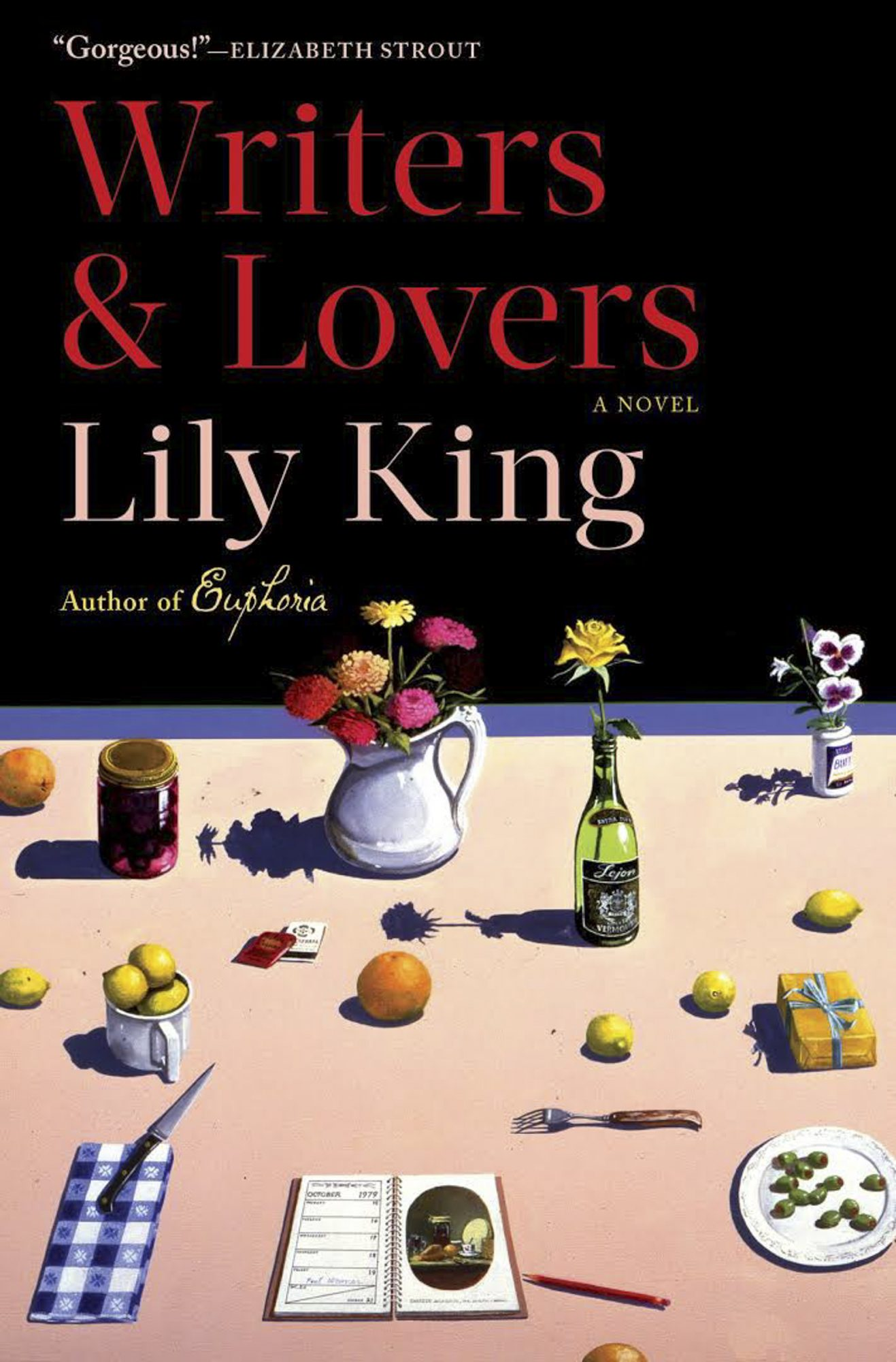 Writers & Lovers by Lily King CR: Grove PressWriters & Lovers by Lily King CR: Grove Press