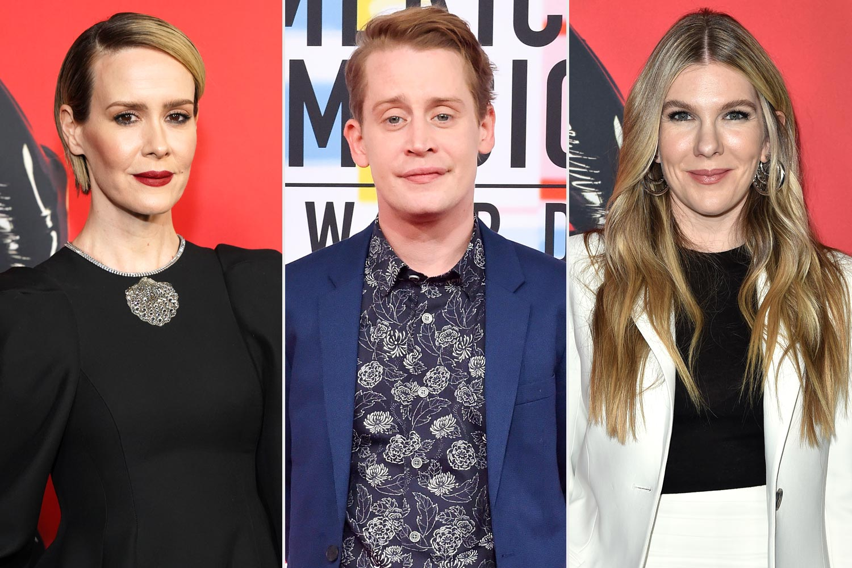 American Horror Story season 10 cast: Macaulay Culkin, Sarah ...