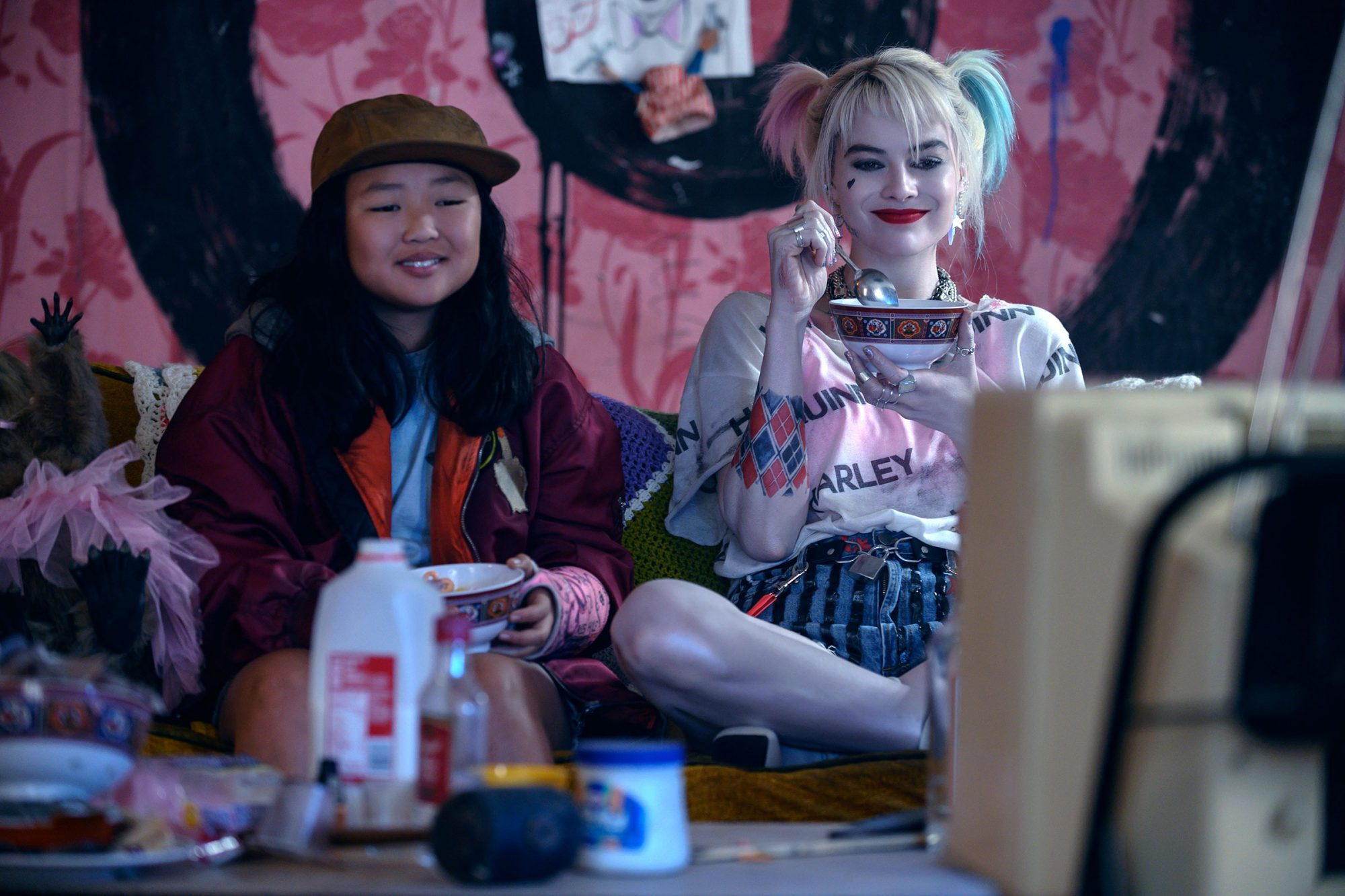Birds Of Prey Gets New Title At Movie Theaters After Disappointing Box Office Results Ew Com