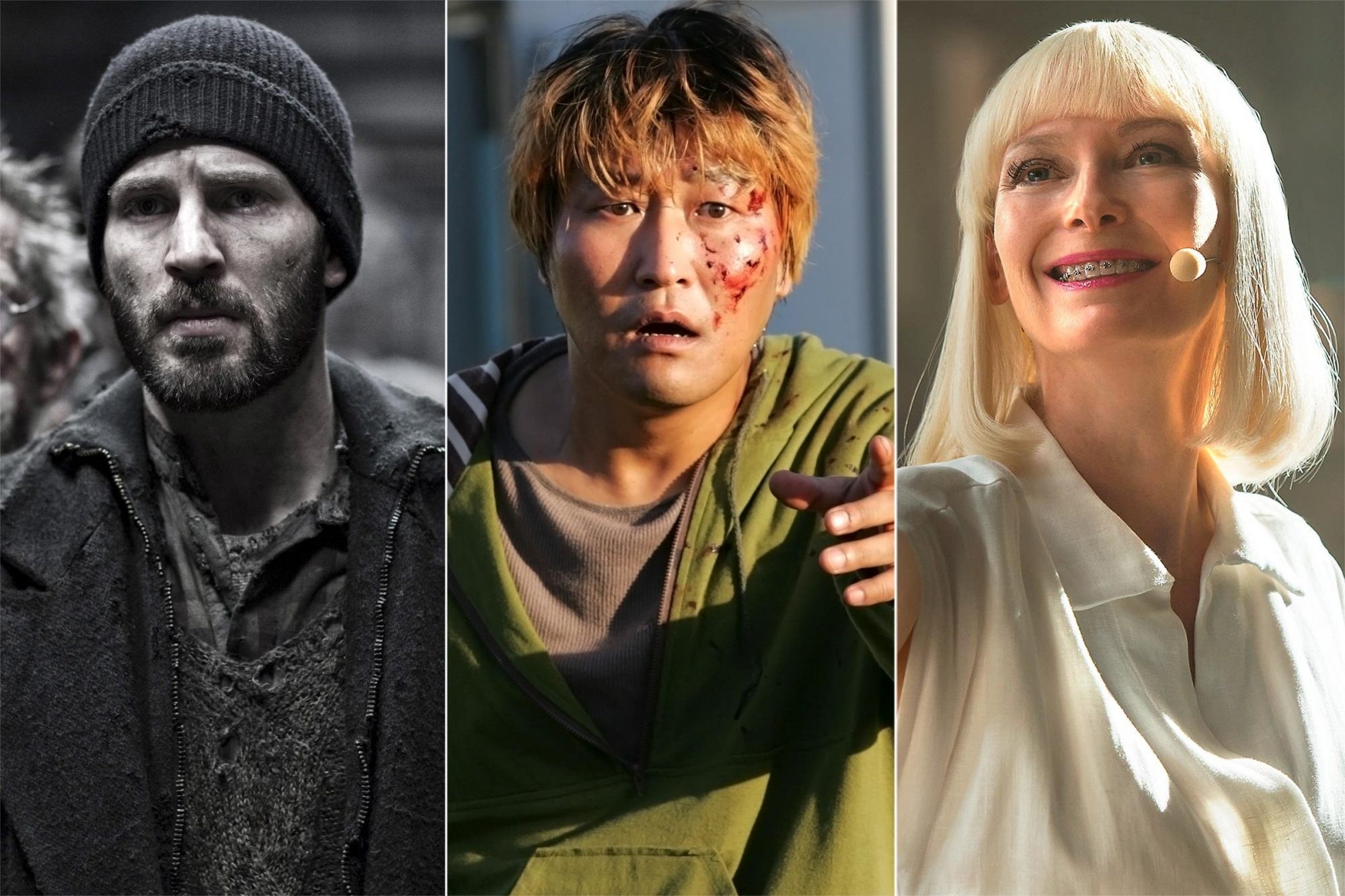 SNOWPIERCER / THE HOST / Okja