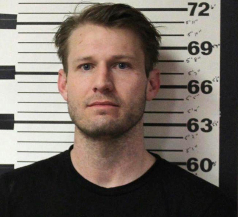 Brian Hickerson mugshot