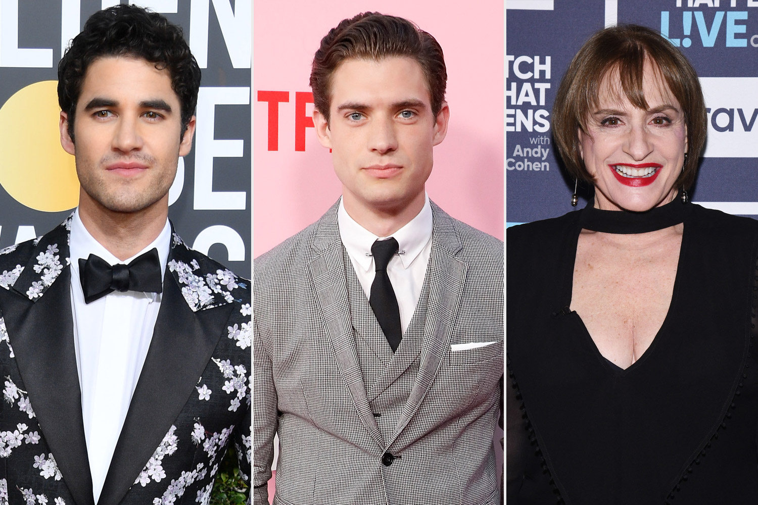 Darren-Criss,-David-Corenswet,-and-Patti-LuPone