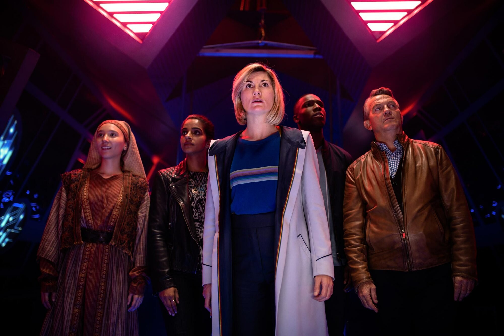 Image result for doctor who can you hear me