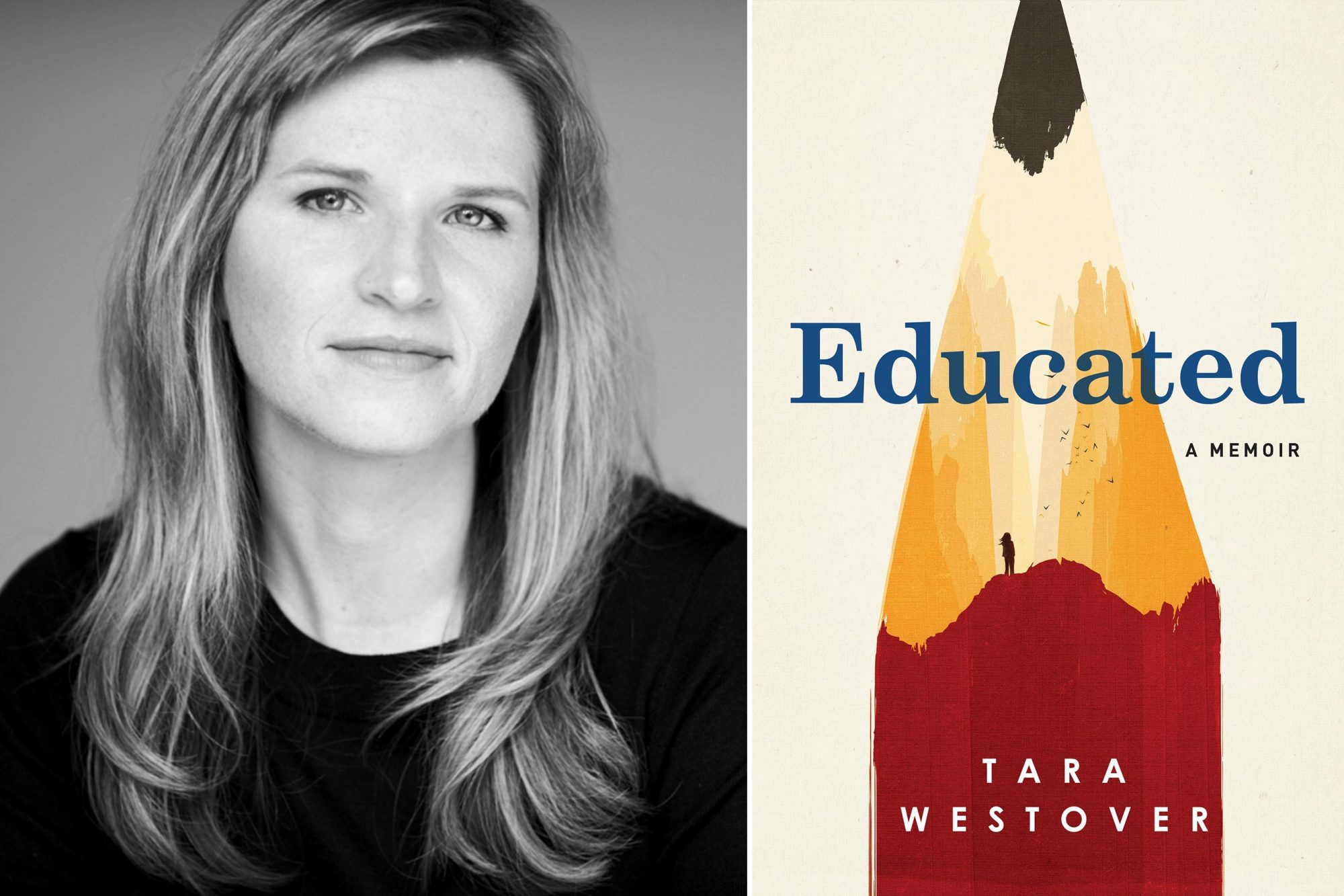 Tara Westover's 'Educated' has sold 3.5 million copies. She's ready to get her life back