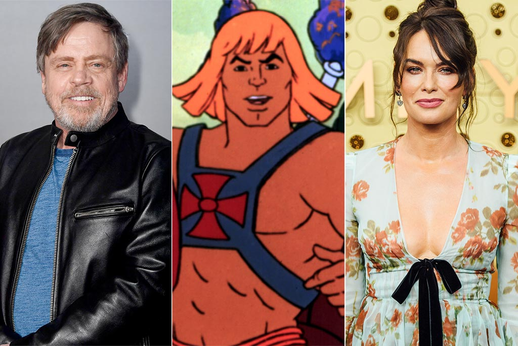 Mark Hamill / HE-MAN AND THE MASTERS OF THE UNIVERSE / Lena Headey