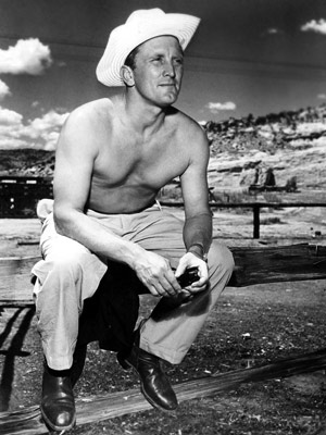 Ace in the Hole, Kirk Douglas