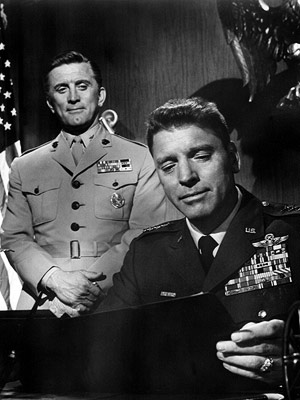 Seven Days In May, Kirk Douglas