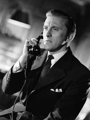 Out of the Past (Movie - 1947), Kirk Douglas
