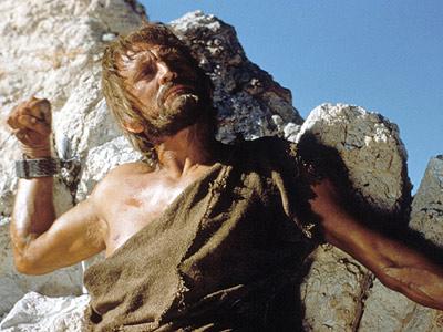 Spartacus, Kirk Douglas