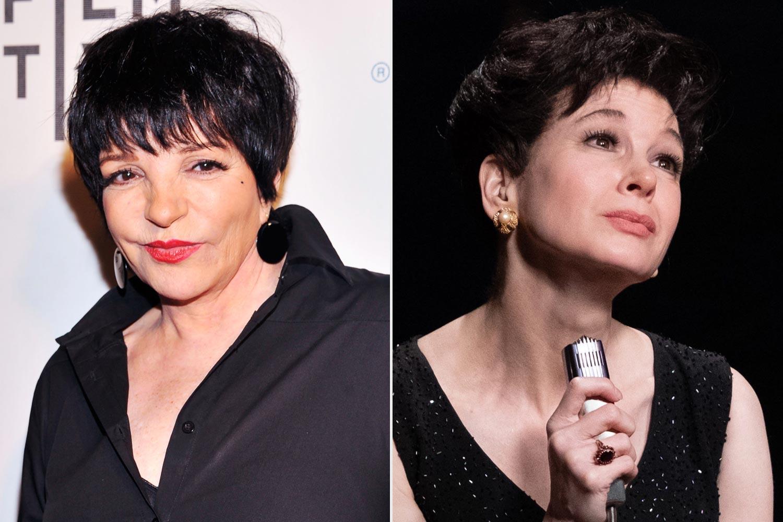 Liza Minnelli; Judy