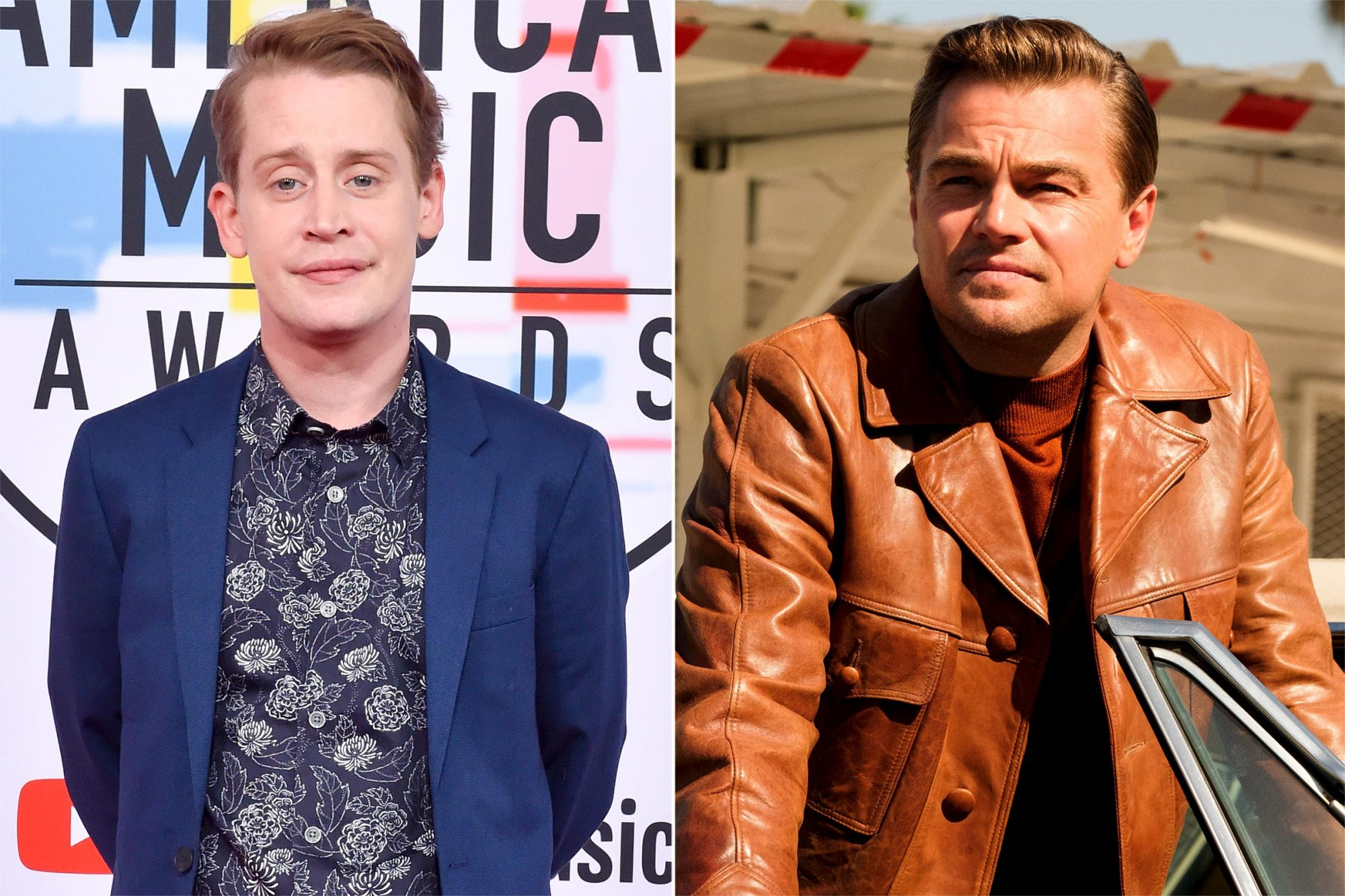 Macaulay Culkin / ONCE UPON A TIME IN HOLLYWOOD