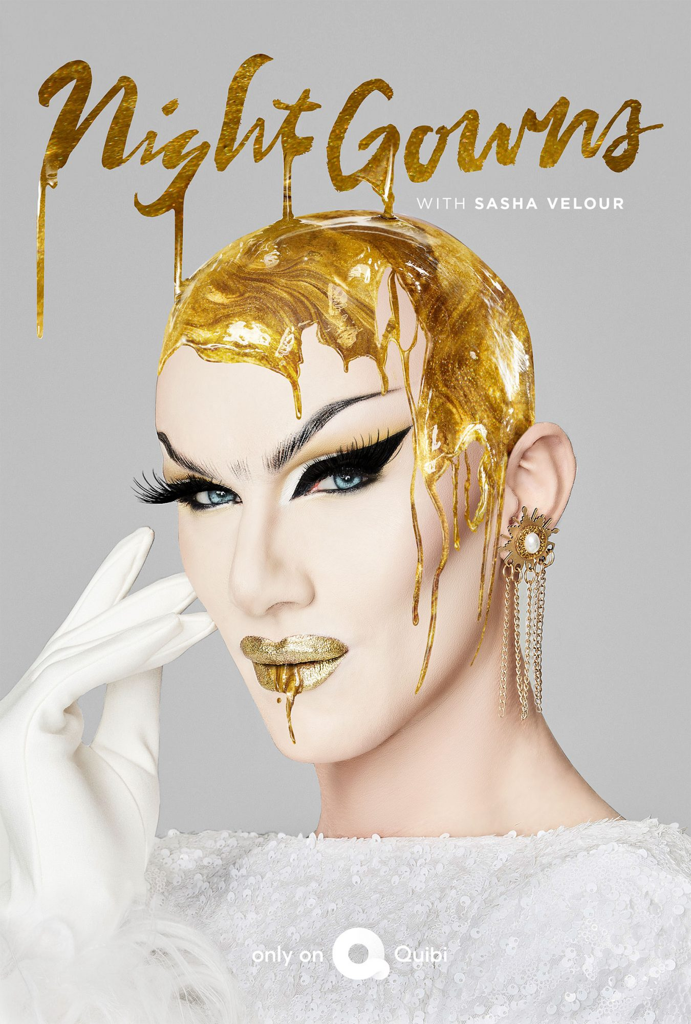 Night Gowns with Sasha Velour