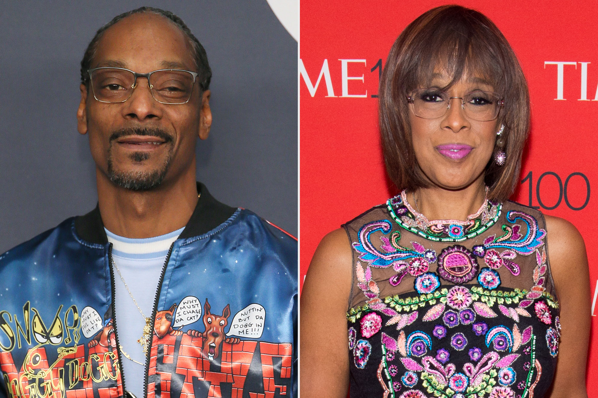 Snoop Dogg; Gayle King