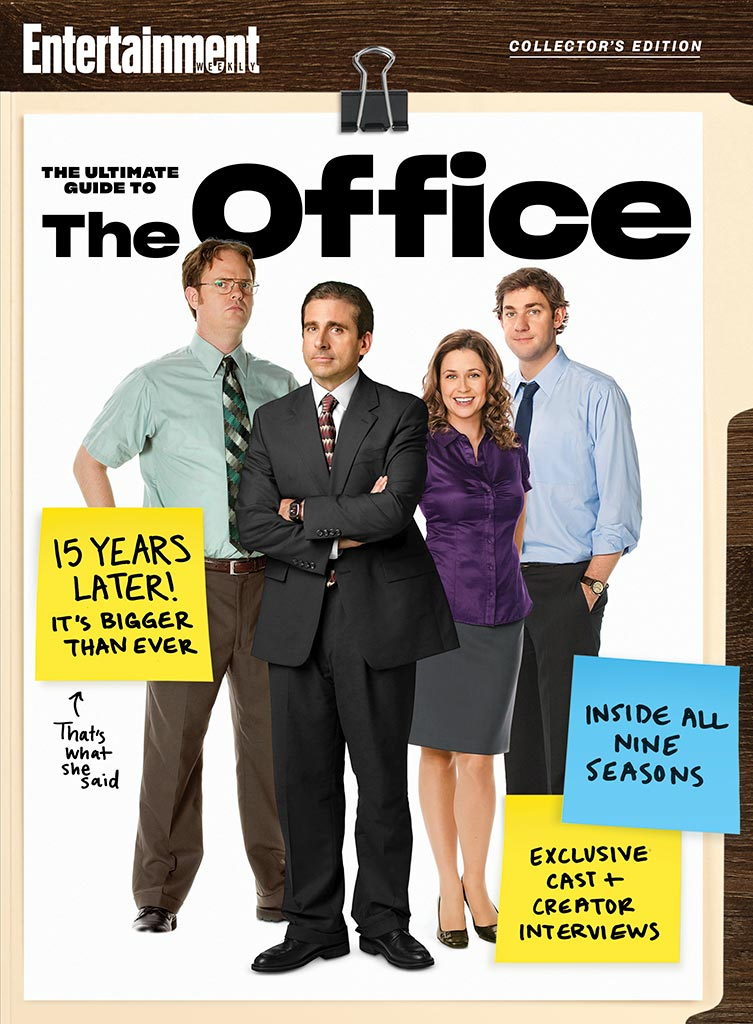 Entertainment Weekly's The Ultimate Guide to The Office Collector's Edition