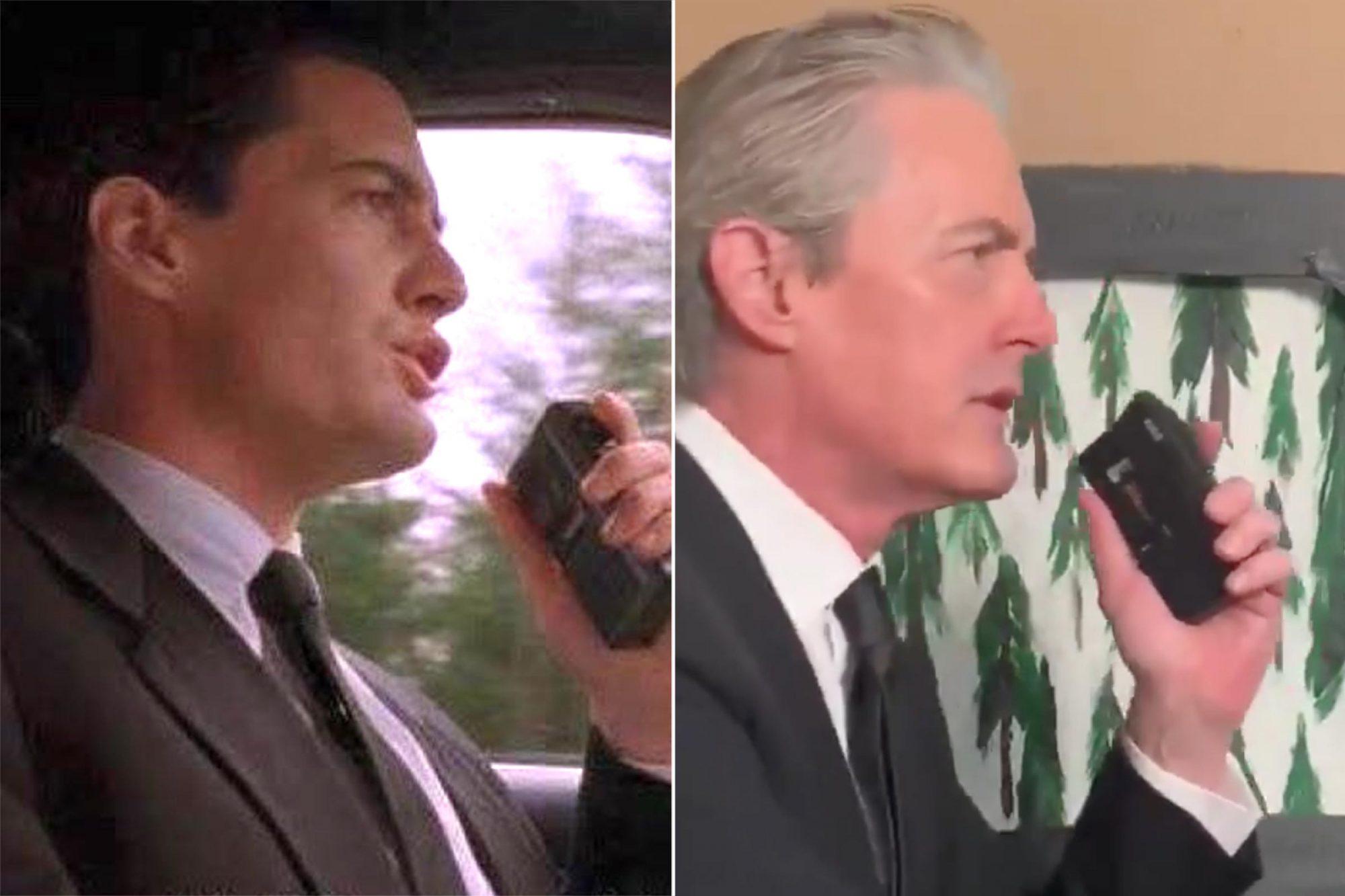 Twin Peaks / Kyle MacLachlan