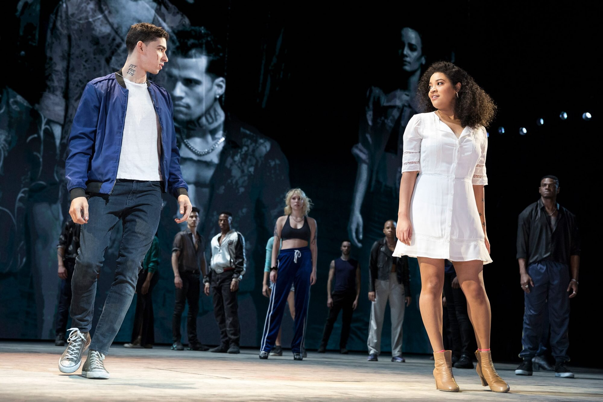 West Side Story Review Broadway Revival Radically Reworks The Classic Musical Ew Com