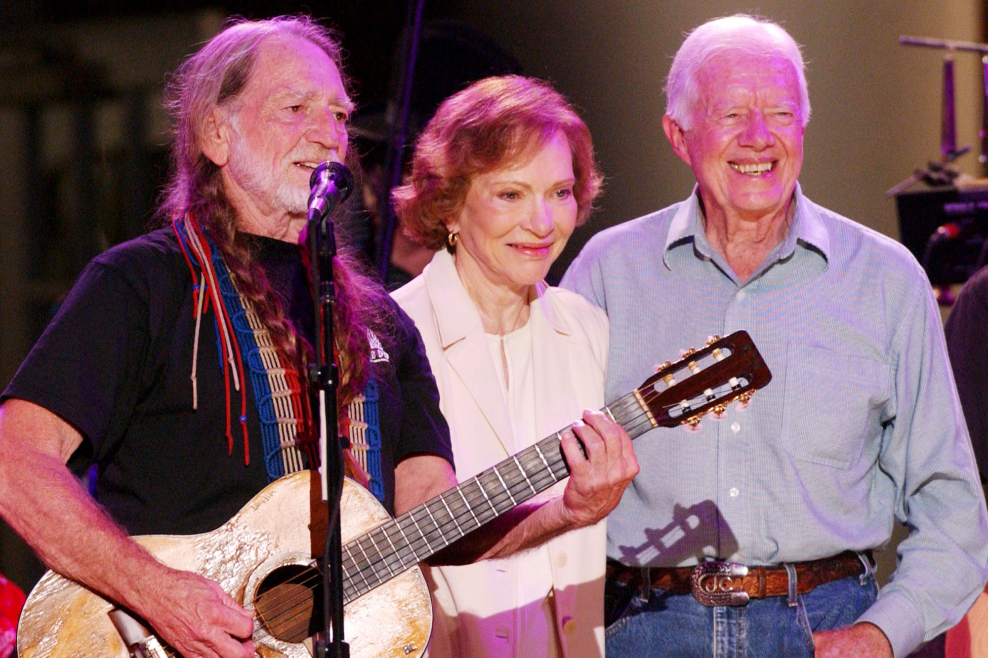 """CMT Homecoming: Jimmy Carter in Plains, GA"""
