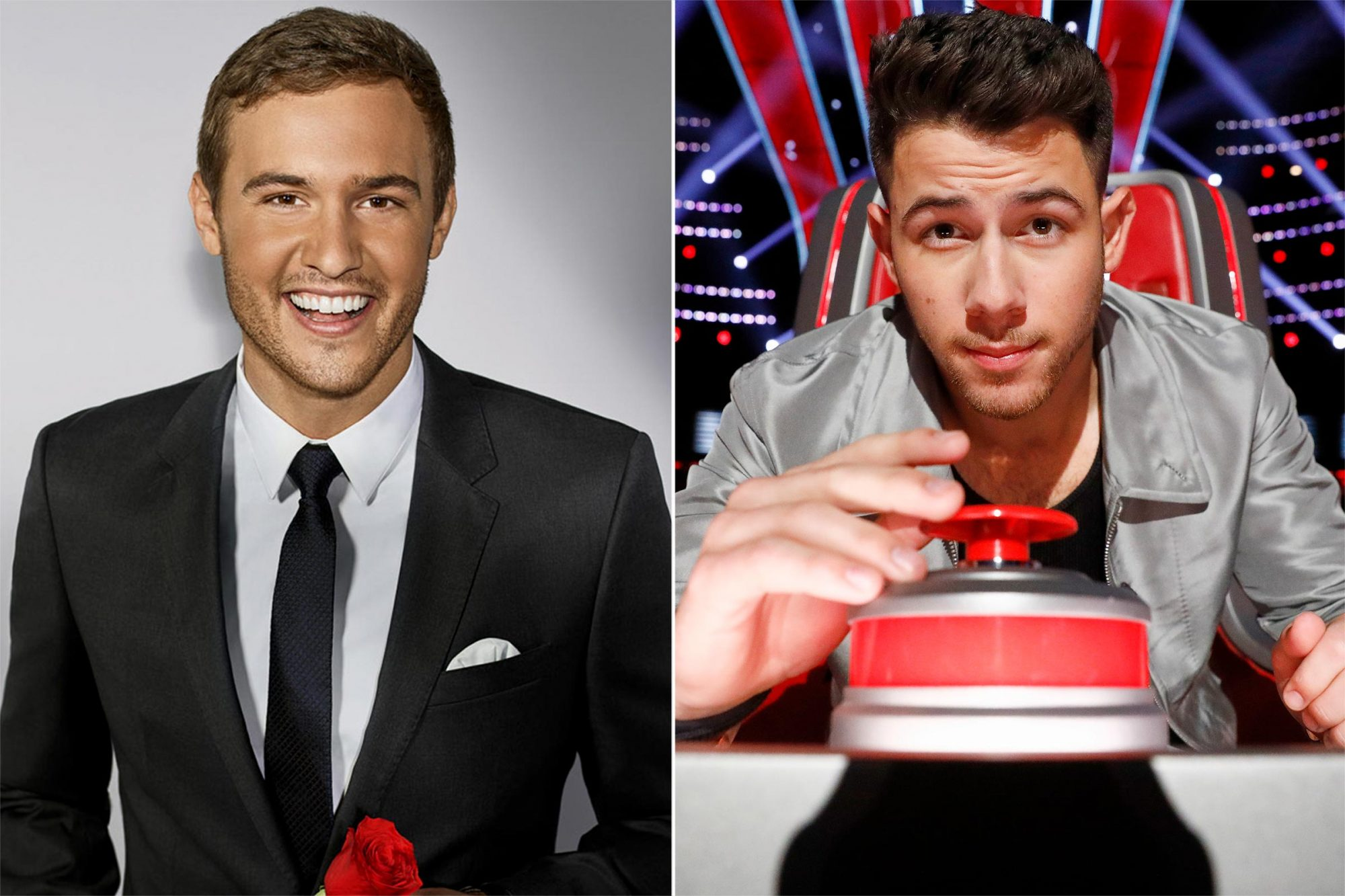 THE BACHELOR / THE VOICE