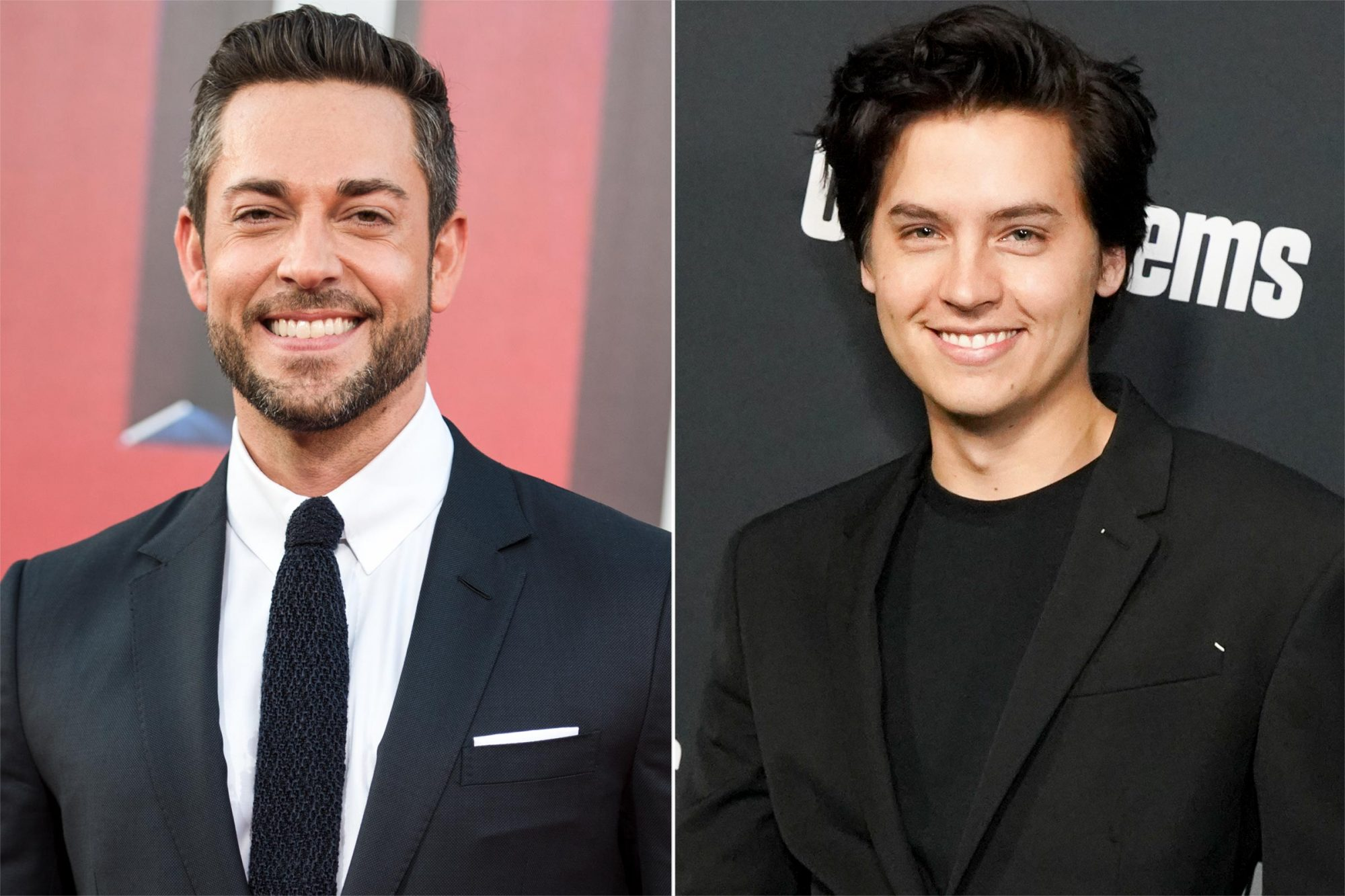 Zachary Levi / Cole Sprouse