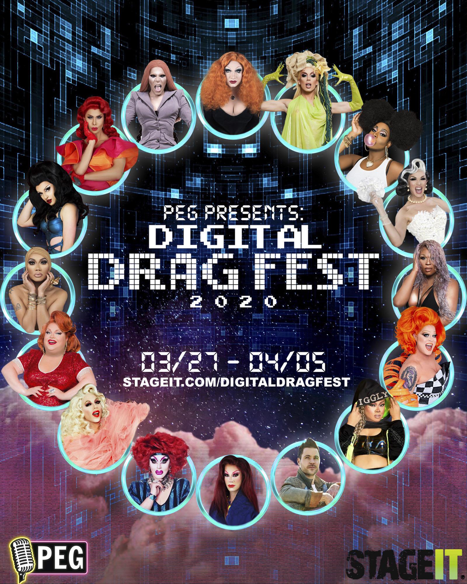 Digital Drag Festival
