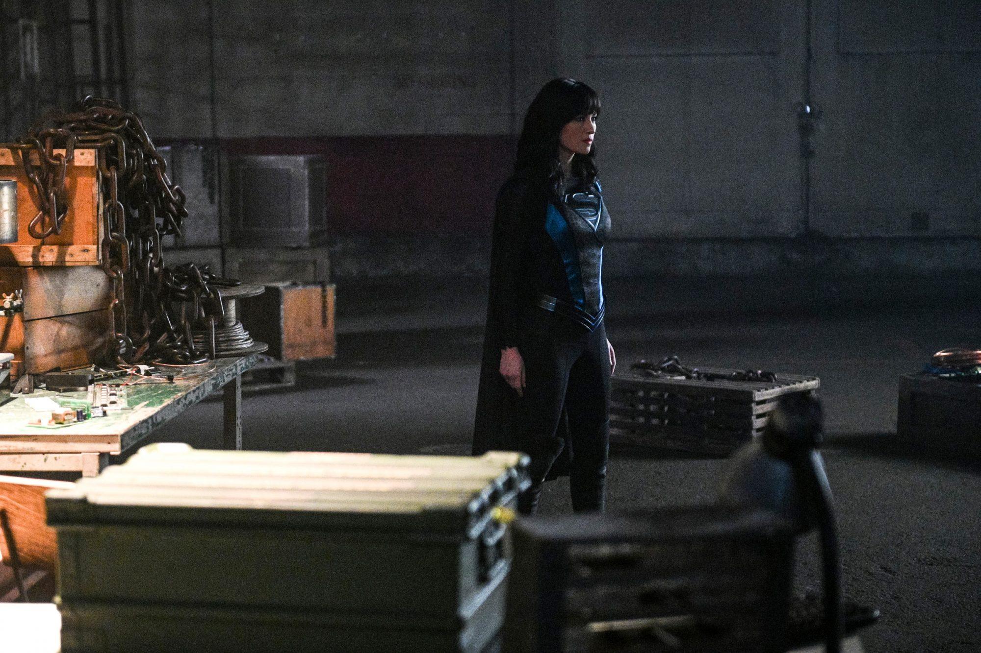 """Supergirl -- """"Alex in Wonderland"""""""