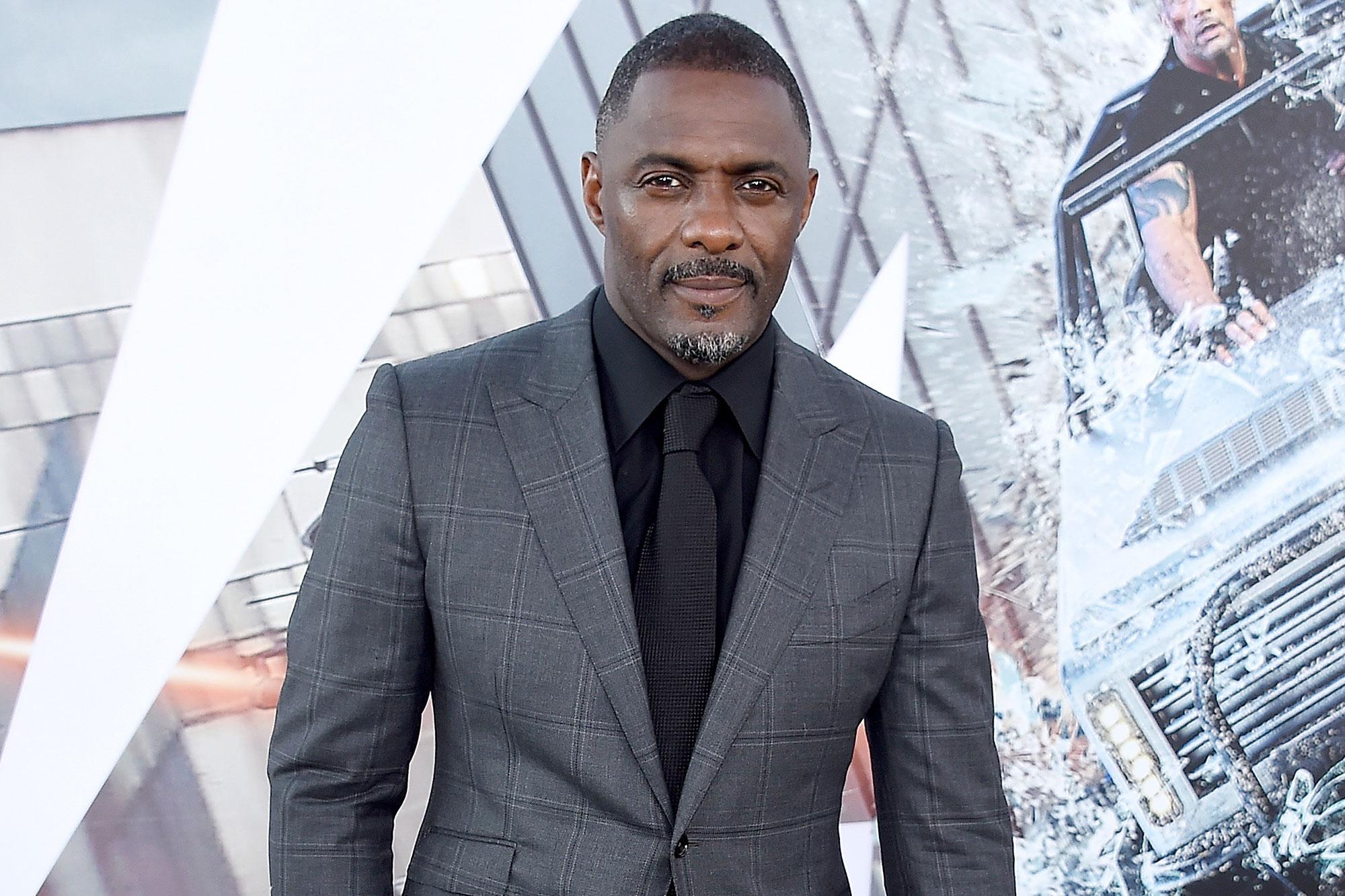 Idris Elba Talks Coronavirus Diagnosis I Felt Compelled To Tell People This Is Really Real Ew Com
