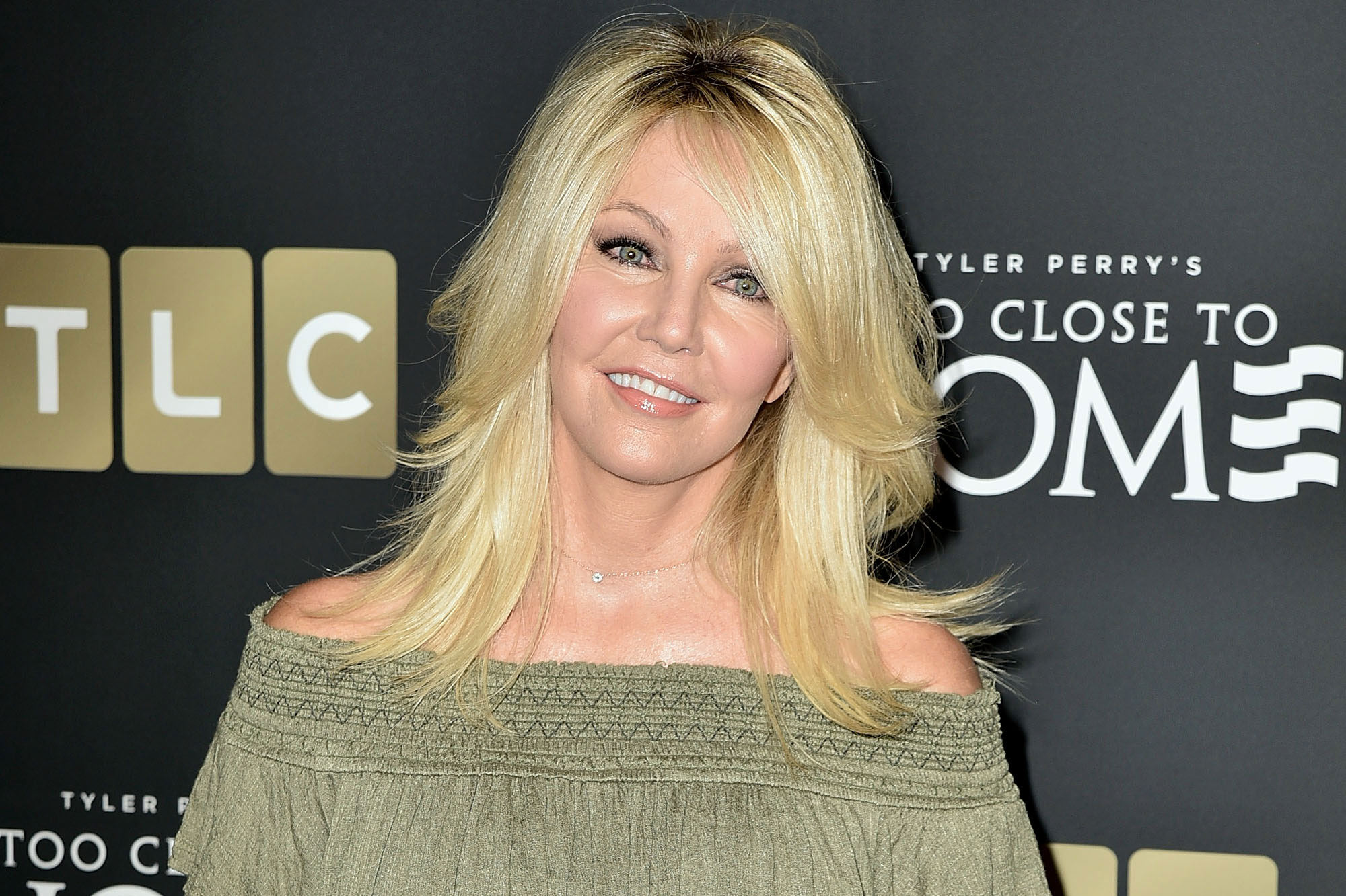Heather Locklear resurfaces with fun lockdown video: 'Amanda Woodward's roots are alive and well!'