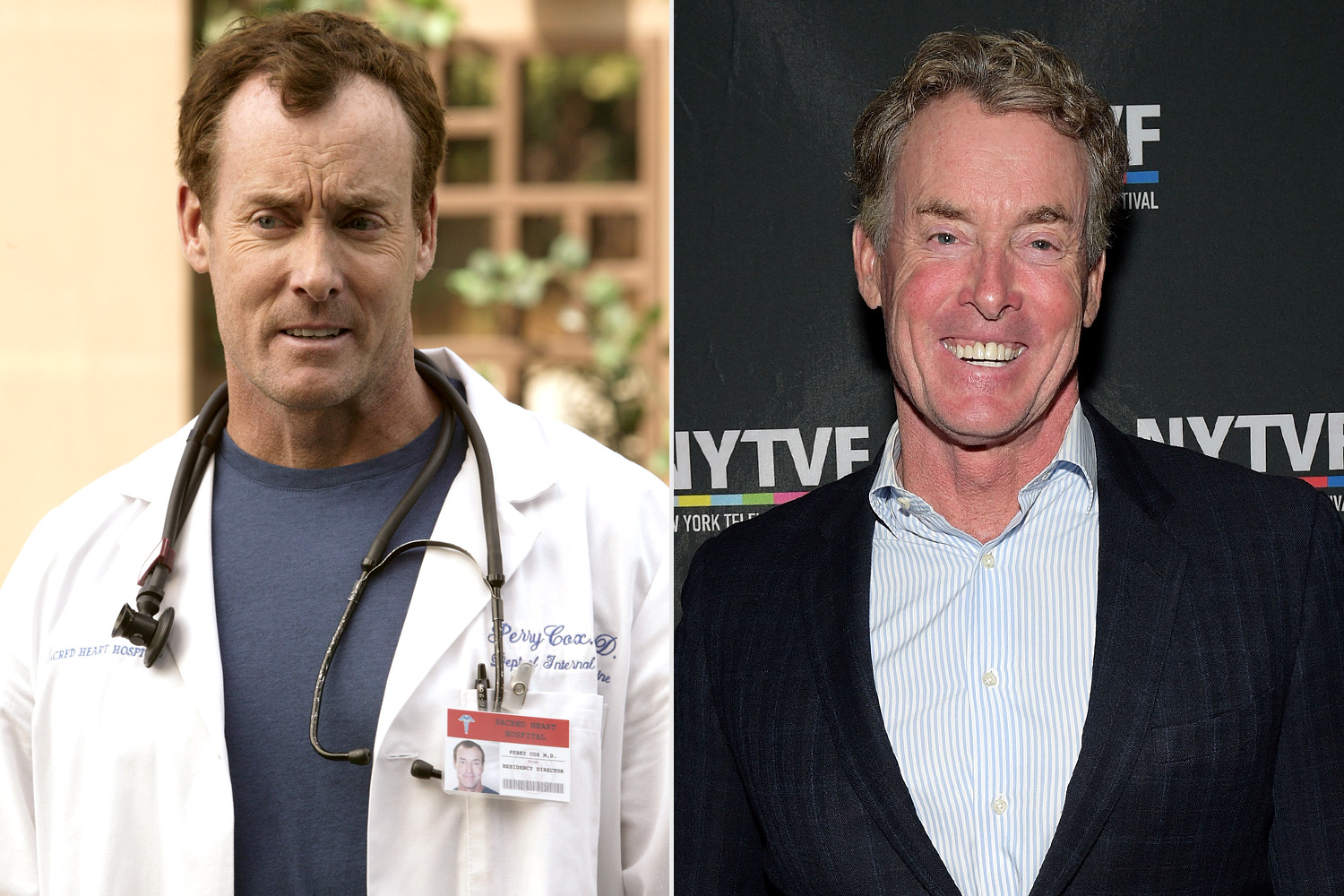 John C. McGinley (Dr. Perry Cox)