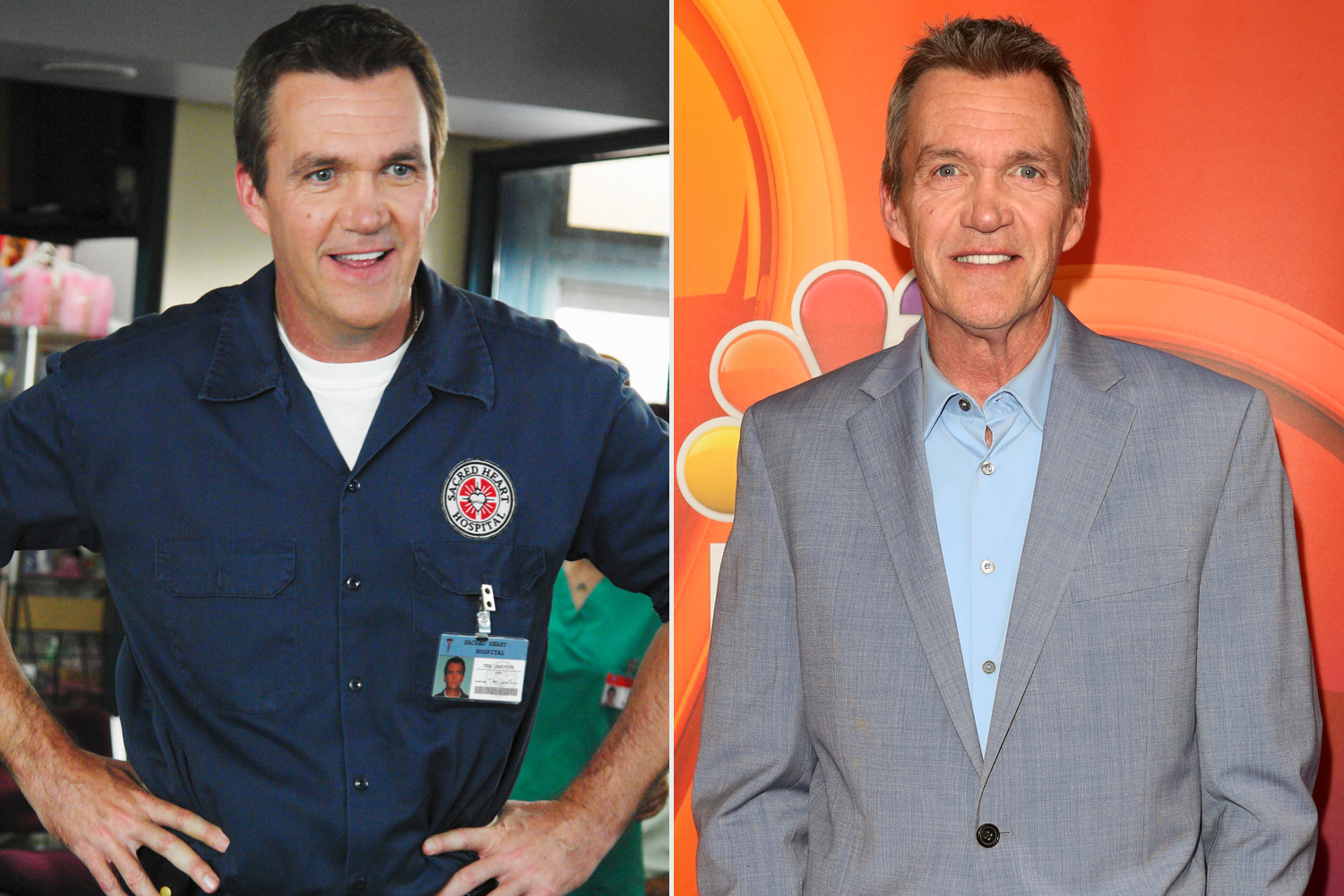 Neil Flynn (The Janitor)