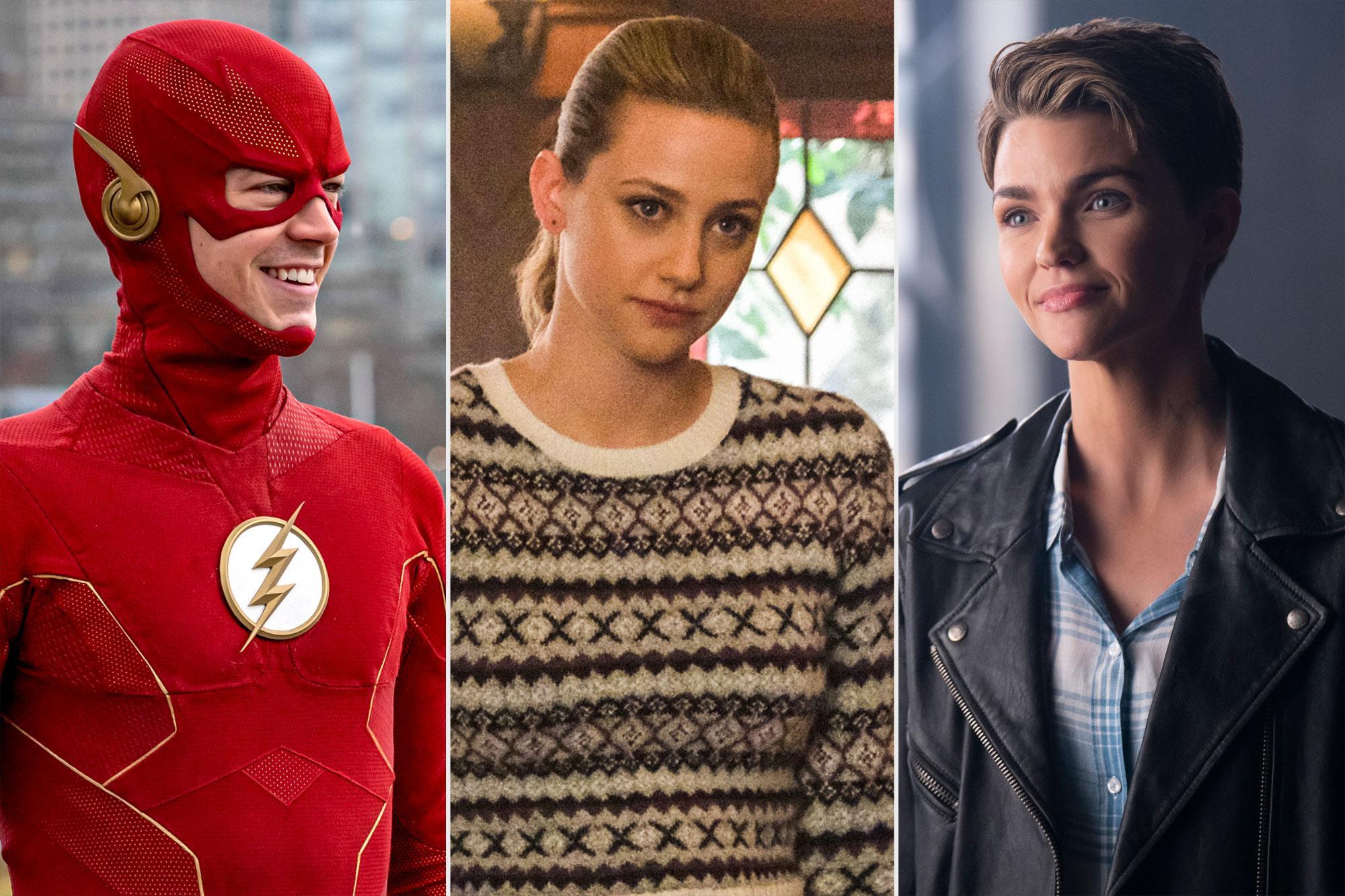 The CW sets return dates