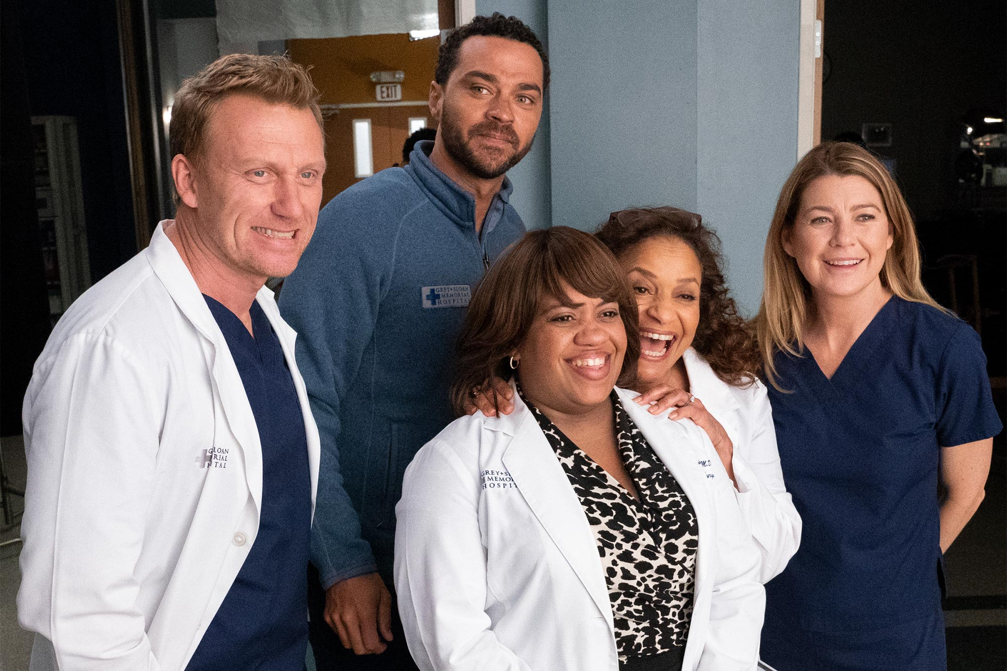 Grey S Anatomy Cast Thanks Doctors On National Doctor S Day Ew Com
