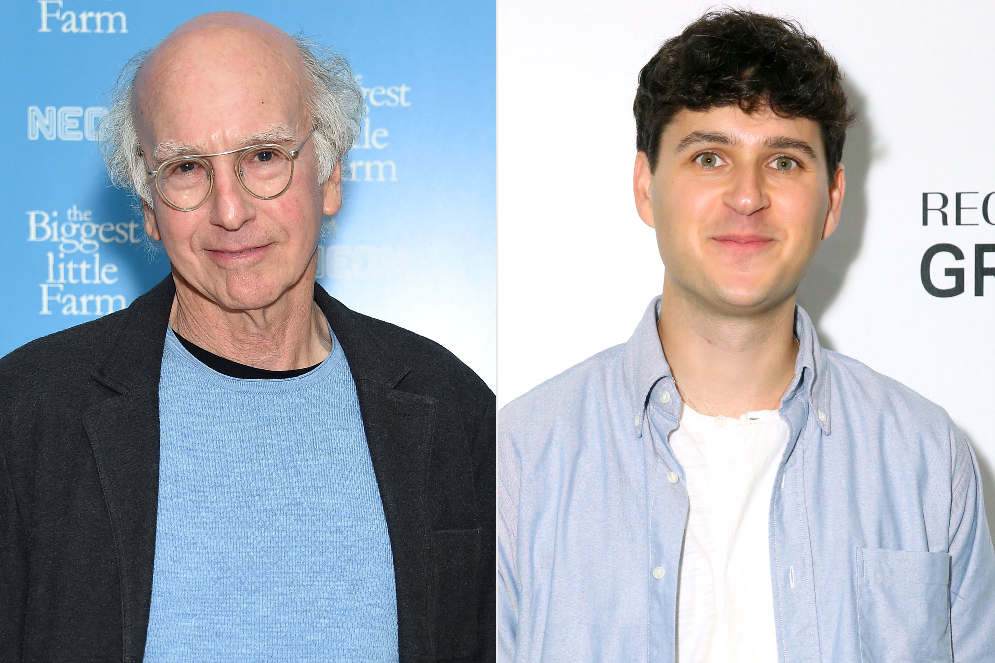 Larry David; Ezra Koenig