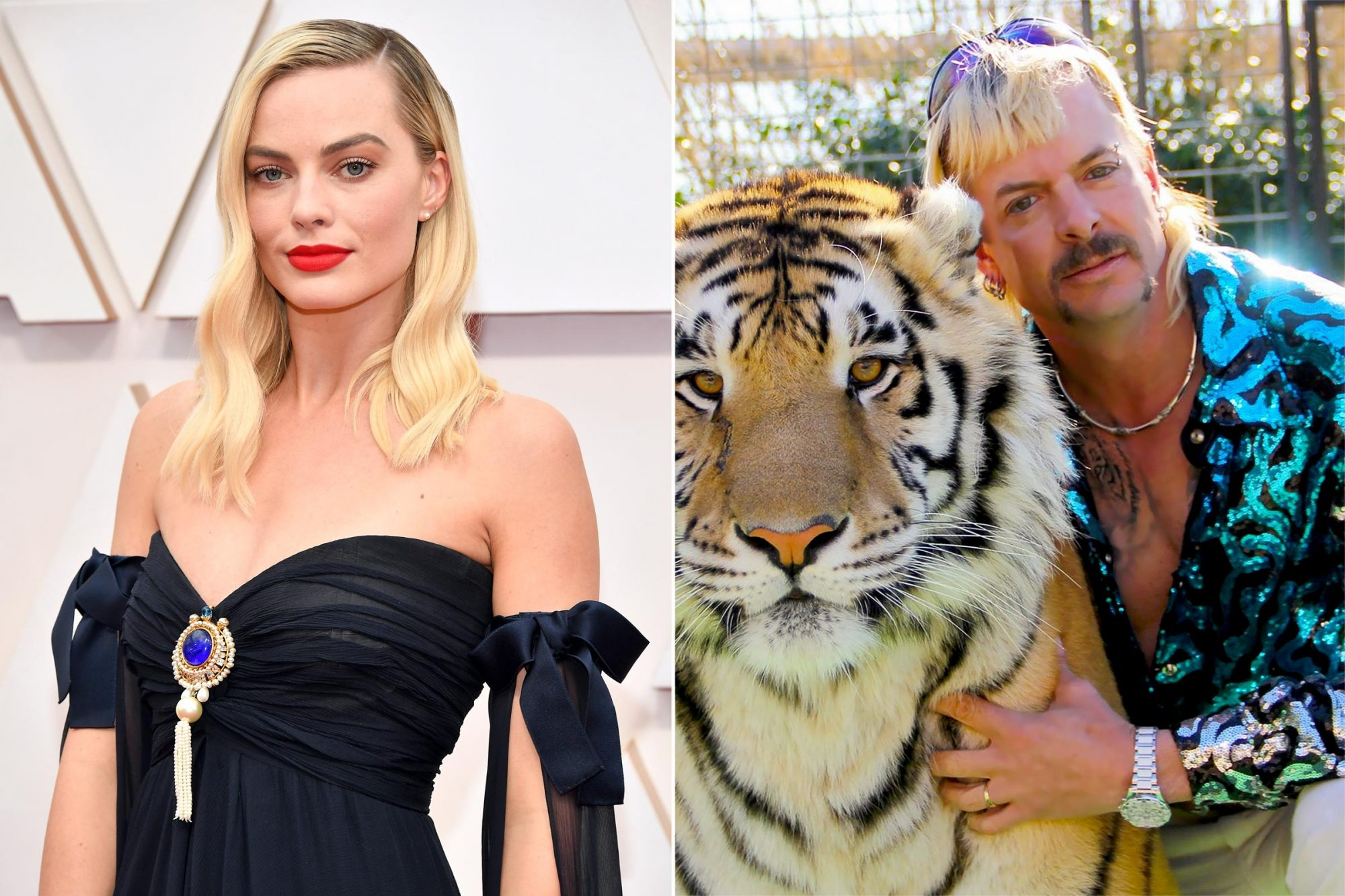 Margot Robbie Tiger King