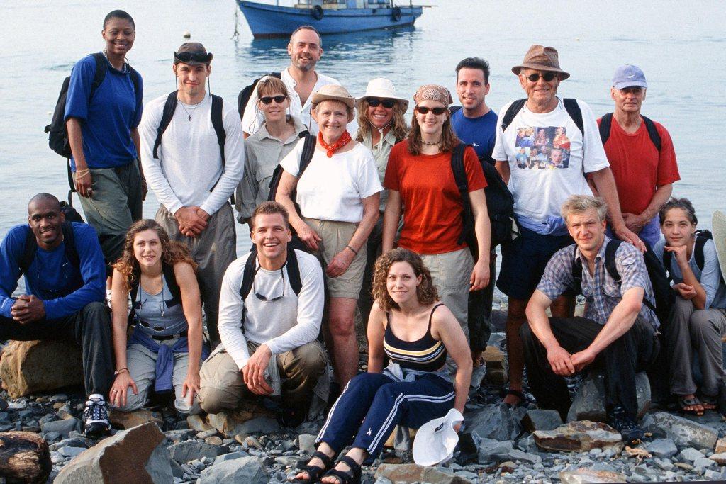 Portrait Of 'Survivor' Season One Cast