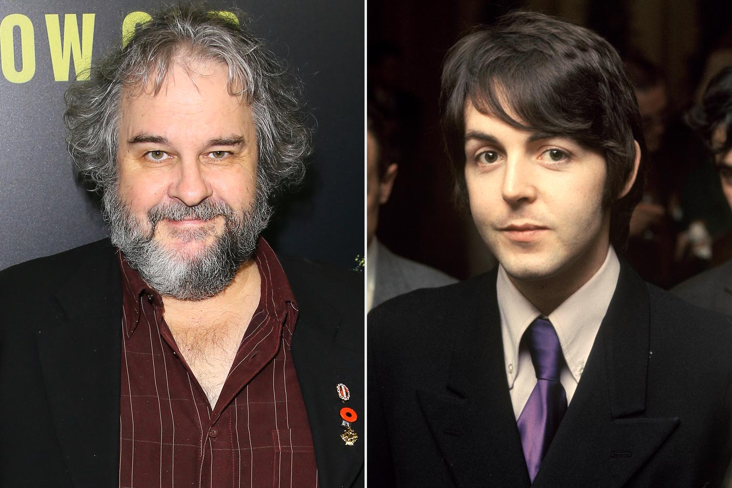 Peter Jackson; Paul McCartney