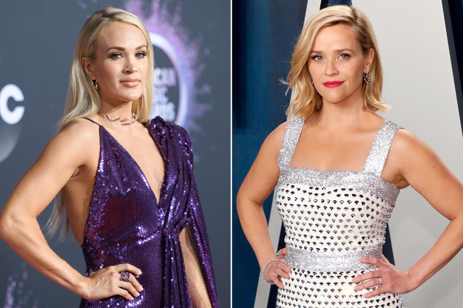 Carrie Underwood, Reese Witherspoon