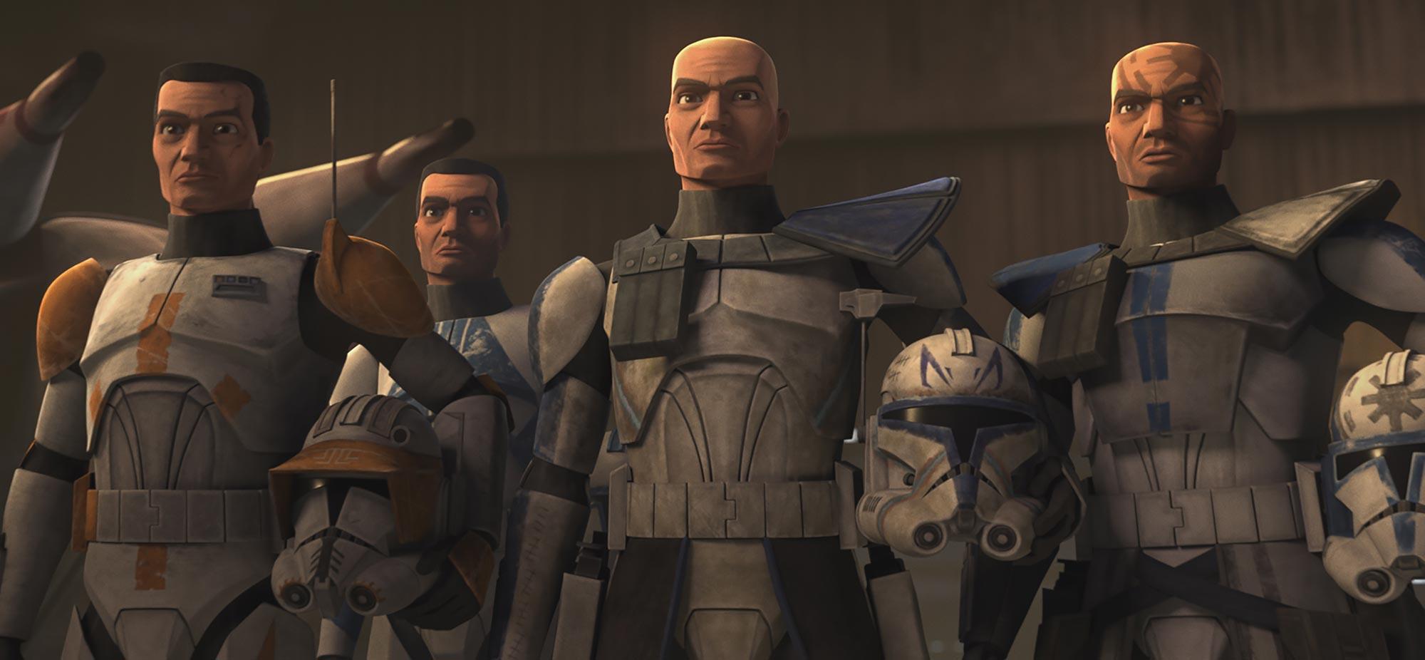 Star Wars: The Clone Wars  Season 7, The Final Season