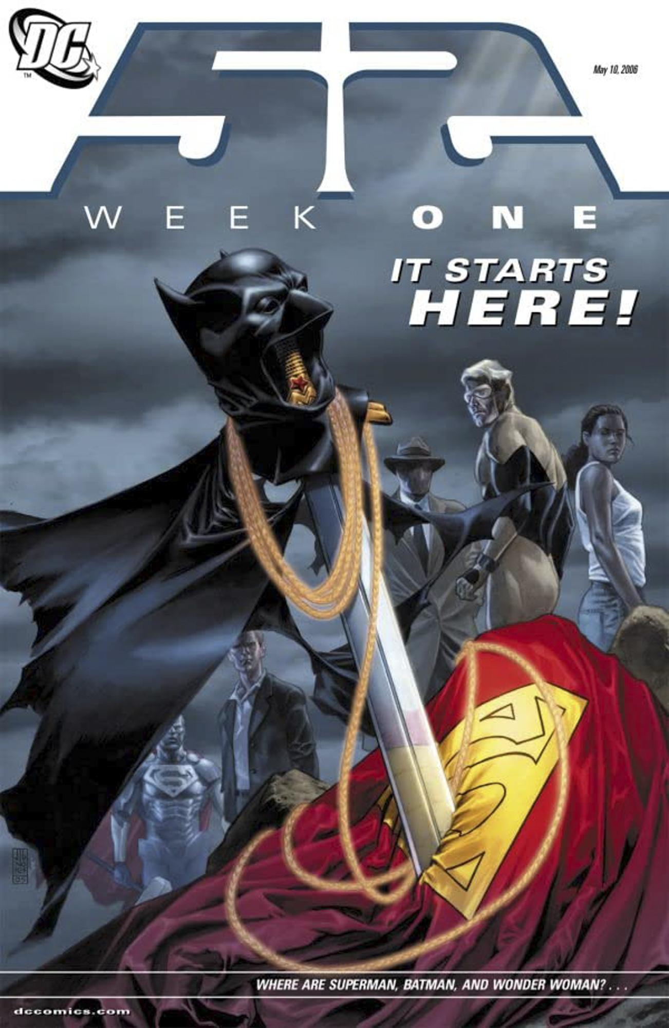 March Comics