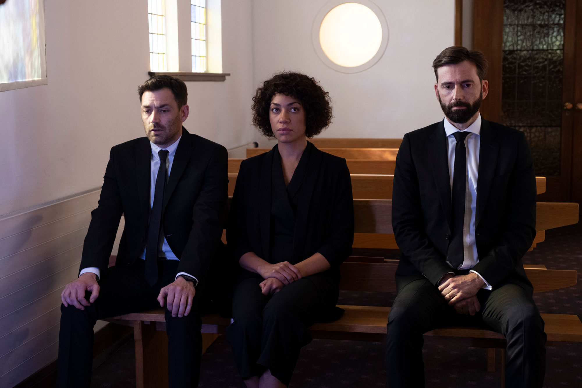 Deadwater Fell trailer: David Tennant, Cush Jumbo star in AcornTV drama |  EW.com