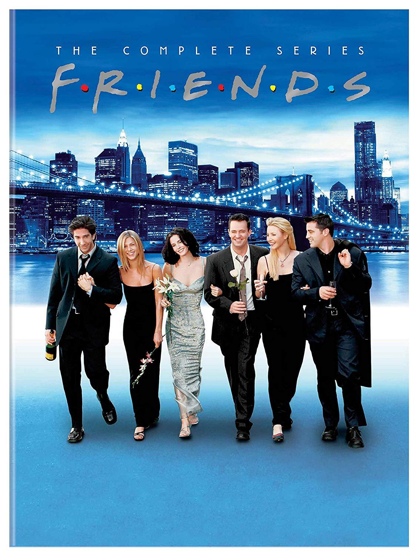 Friends Complete Series DVD