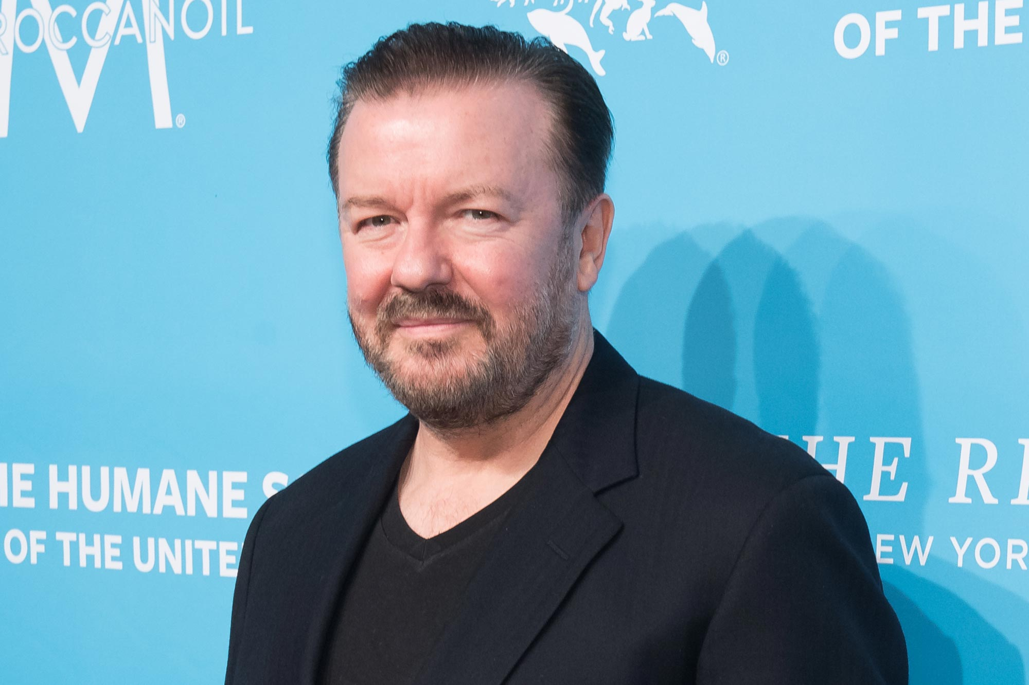 Ricky Gervais Mourns Death of His Cat