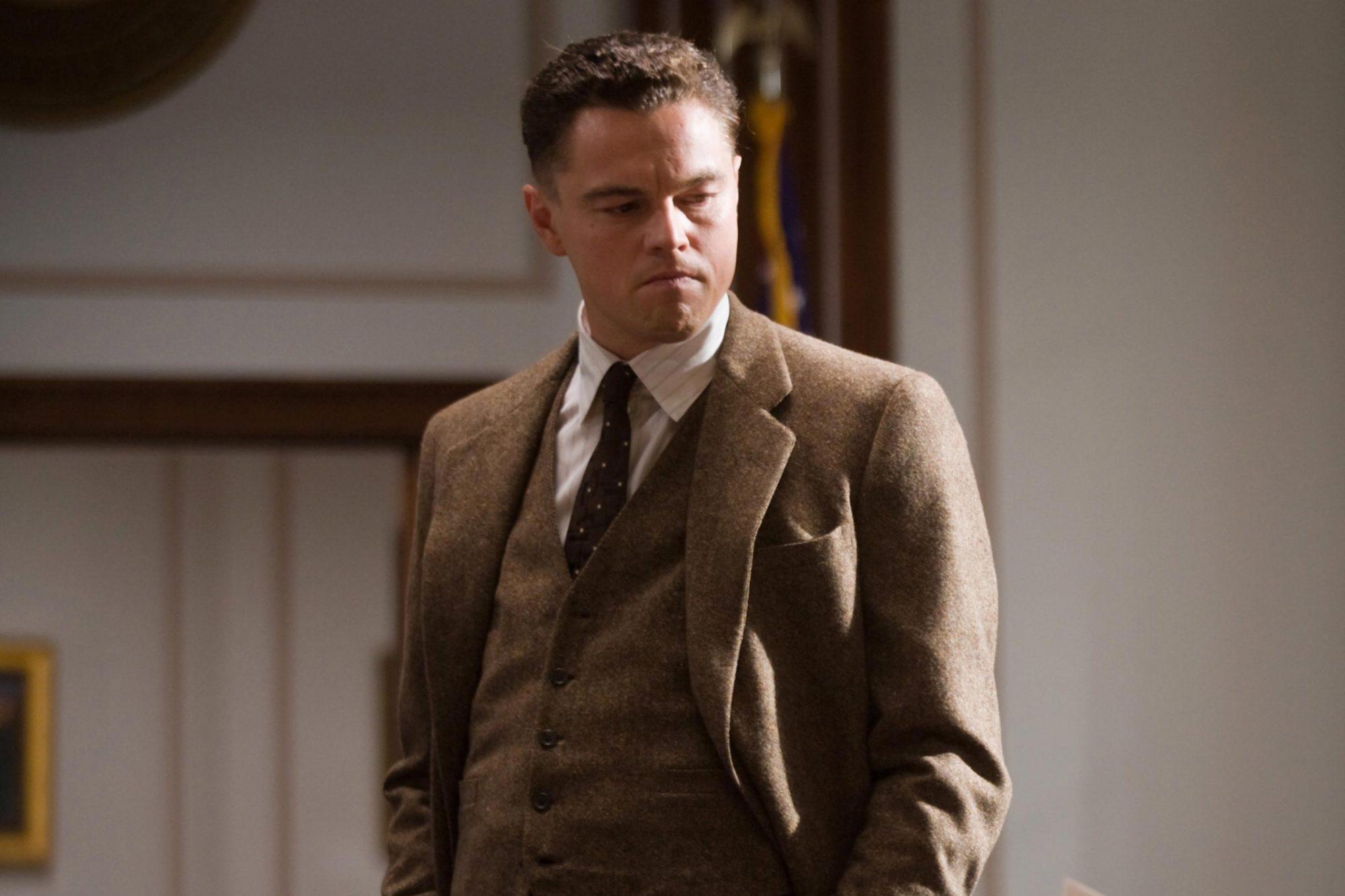 J. EDGAR, from left: Leonardo DiCaprio as J. Edgar Hoover, Naomi Watts, 2011. ph: Keith Bernstein/©W