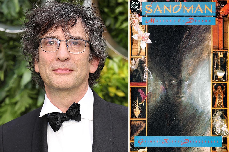 Neil Gaiman, Sandman #1